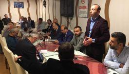 MHP Samsun Batı Bölgesi  İftarda buluştu