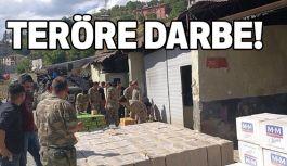 PKK'nın Kaçakçılık Faliyetlerine Darbe