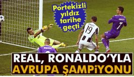 Real Madrid 4-1 Juventus