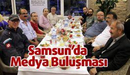 Samsun'da Medya Buluşması