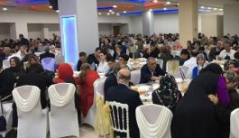 Samsun MHP Teşkilatı iftarda buluştu