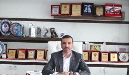 Sarıcaoğlu, Kadir Gecesi dolasıyla kutlama mesajı yayımladı