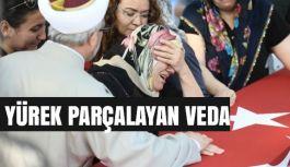 Şehide Yürekleri Parçalayan Veda
