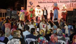 Tekkeköy Ramazan Sokağına yoğun ilgi
