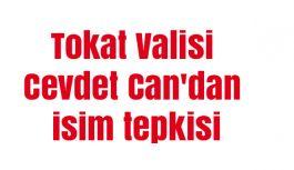 "Tokat Valisi Cevdet Can'dan ""FETÖ..."