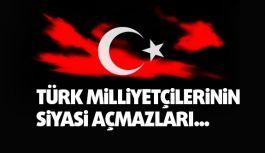 """""""Türk Milliyetçilerinin organizasyon modelleri ve siyasi söylemleri"""""""