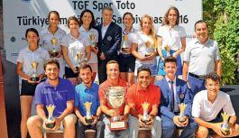 Türkiye Amatör Açık Şampiyonası Samsun'da oynanacak