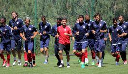 Antalyaspor'da yeni sezon hazırlıkları...