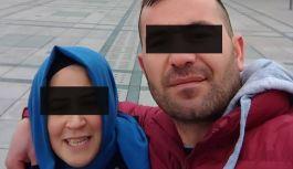 Cezaevinden izinli çıktı, karısının boğazını kesti