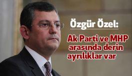 CHP'li Özgür Özel'den Ak Partili  Turan'a Çıkma Teklifi