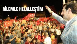 Erdoğan Tok'tan 15 Temmuz Mesajı