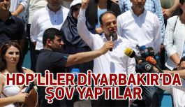 HDP Grup Toplantısında Şov Yaptı!