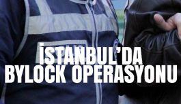 İstanbul'da  'Bylock' operasyonu