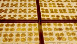 İstanbul Kapalıçarşı'da altın fiyatları...