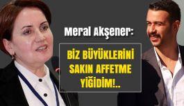 Meral Akşener'den Dokunaklı Çakıroğlu Paylaşımı
