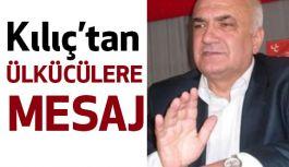 MHP Eski İl Başkanı Şaban Kılıç'tan Önemli Mesaj!