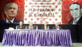 MHP Ordu İl Kongresi Gerçekleşti