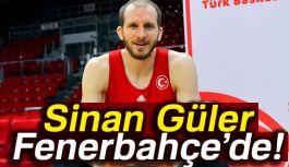 Odeabank'ta Oyanayan Sinan Güler Sinan Fenerbahçe'de