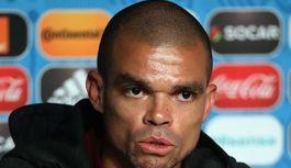Pepe: Burada Olmaktan Çok Gururluyum