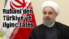 Ruhani'den Türkiye'ye İlginç Teklif
