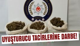 Samsun Emniyeti Uyuşturucuya Geçit Vermiyor...