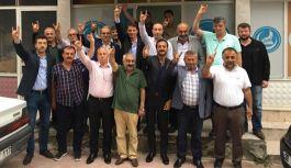 Samsun MHP, İlçe Teşkilatı Ziyaretlerine Devam Ediyor