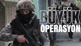 Terör Saldırısının Ardından Büyük Operasyon