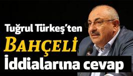"""Tuğrul Türkeş, """"Görevden Alınmasının Nedeni Bahçeli"""" İddialarına Cevap Verdi"""