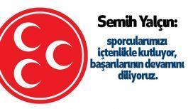 """""""Türk'ün engel tanımayan gücünü Samsun'da dünyaya duyurdular"""""""