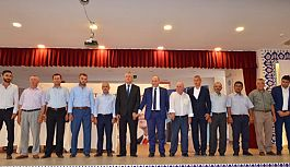 AK Parti Aslanapa'da Başkanını Seçti