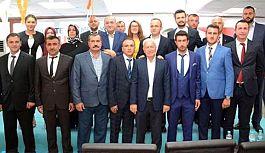 Ak Parti Lapseki İlçe Teşkilatı Kongresi Yapıldı
