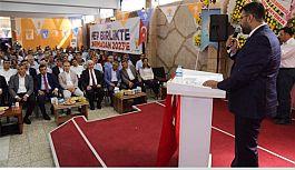 AK Parti Payas İlçe Başkanı Güler Güven Tazeledi