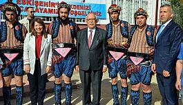 AK Parti Sarıcakaya'da 6. Olağan Kongresi Yapıldı