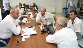 Başkan Togar, Vatandaşların Taleplerini Dinledi