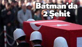 Batman'da askeri konvoyun geçişinde Patlama: 2 şehit