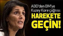 BM Daimi Temsilcisi Haley: Bu Kabul Edilemez!