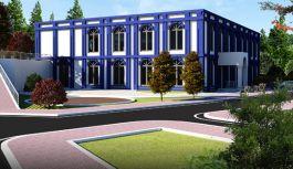 Canik Belediyesi, ilçeye ikinci bir kültür merkezi kazandırıyor