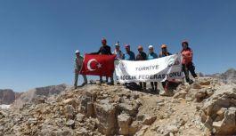 Dağcılar Özgür Badur'u Andı