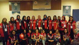 Damla Gönüllüler Kadın Grubu Eskişehir'de