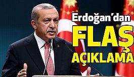 Erdoğan'dan Faş 'MİT Değişikliği' Açıklaması