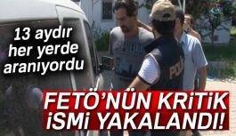 FETÖCÜ Firari yarbay Özcan Karacan yakalandı