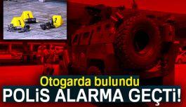Gaziantep Otogarında Alarm