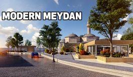 İnegöl'de Modern Meydan...