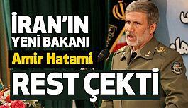 İran'ın Yeni Bakanı Hatami, Rest Çekti