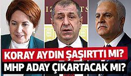 MHP, Yeni Parti ve Koray Aydın