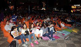 Samsun'da Çanakkale filmine büyük ilgi