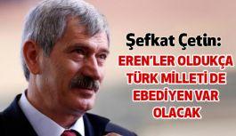 Şefkat Çetin'den Türkiye'yi İstikrarsızlaştırma Faaliyetleri