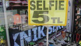 Selfie çubuğu çılgınlığında Son Durum