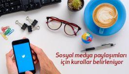 Sosyal medya paylaşımlarında Yeni Kurallara Dikkat