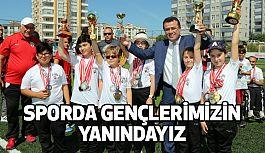Taşçı: Sporda da Karadeniz'in yıldızıyız